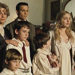 Wenn Träume fliegen lernen / Johnny Depp / Kate Winslet Poster