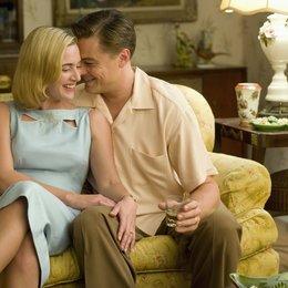 Zeiten des Aufruhrs / Kate Winslet / Leonardo DiCaprio Poster