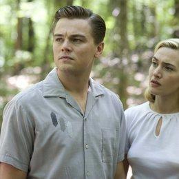 Zeiten des Aufruhrs / Leonardo DiCaprio / Kate Winslet Poster