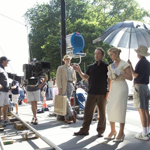 Zeiten des Aufruhrs / Set / Sam Mendes / Kate Winslet Poster