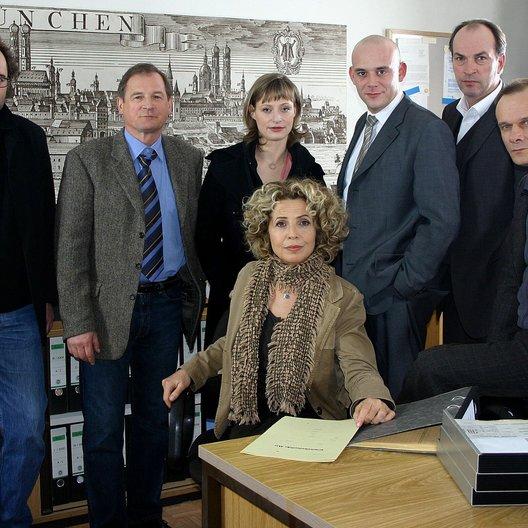 Polizeiruf 110: Taubers Angst (BR) / Klaus Krämer / Burghart Klaußner / Katharina Schubert / Michaela May / Robert Dölle / Herbert Knaup / Edgar Selge / Set Poster