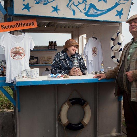 Große Fische, kleine Fische (ZDF) / Katharina Thalbach / Fritz Roth Poster