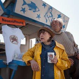Große Fische, kleine Fische (ZDF) / Katharina Thalbach / Georg Tryphon Poster