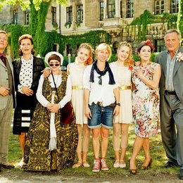 Hanni & Nanni 3 / Set / Justus von Dohnányi / Suzanne von Borsody / Katharina Thalbach / Hannelore Elsner / Konstantin Wecker Poster