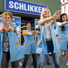 Schlikkerfrauen (AT), Die (Sat.1) / Sonja Gerhardt / Katharina Thalbach / Shadi Hedayati Poster