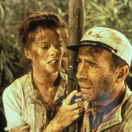 African Queen / Katharine Hepburn / Humphrey Bogart Poster