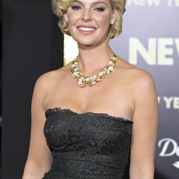 "Katherine Heigl / Filmpremiere ""New Year's Eve"" Poster"