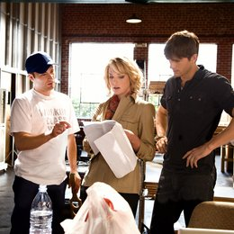 Kiss & Kill / Robert Luketic / Katherine Heigl / Ashton Kutcher / Set Poster
