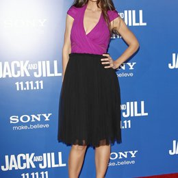 "Katie Holmes / Filmpremiere ""Jack and Jill"" Poster"