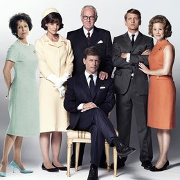 Kennedys, Die / Tom Wilkinson / Diana Hardcastle / Barry Pepper / Katie Holmes / Greg Kinnear / Kristin Booth Poster