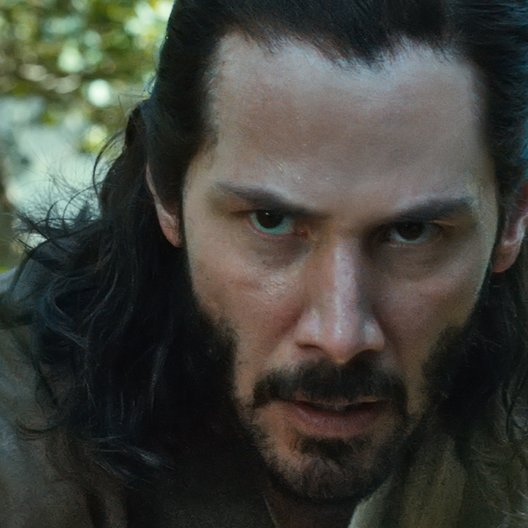 47 Ronin 3D / Keanu Reeves Poster