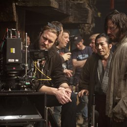 47 Ronin 3D / Set / Carl Rinsch / Hiroyuki Sanada / Keanu Reeves Poster