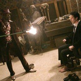 Constantine / Djimon Hounsou / Keanu Reeves Poster