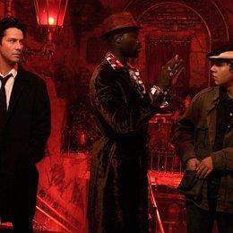 Constantine / Keanu Reeves / Djimon Hounsou / Shia LaBeouf Poster