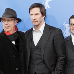 Dieter Kosslick / Keanu Reeves / Berlinale 2012 / 62. Internationale Filmfestspiele Berlin 2012 Poster