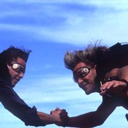 Gefährliche Brandung / Keanu Reeves / Patrick Swayze Poster