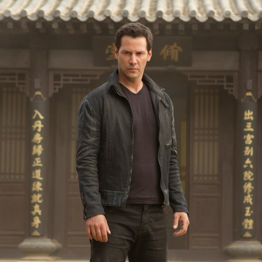 Man of Tai Chi / Keanu Reeves Poster