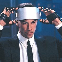 Vernetzt - Johnny Mnemonic / Keanu Reeves Poster