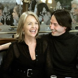 Was das Herz begehrt / Diane Keaton / Keanu Reeves Poster