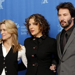 Wright Penn, Robin / Miller, Rebecca / Reeves, Keanu / Berlinale 2009 - 59. Internationale Filmfestspiele Berlin Poster