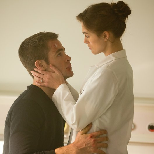 Jack Ryan: Shadow Recruit / Chris Pine / Keira Knightley Poster