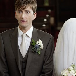 Wer ist die Braut? / David Tennant / Kelly Macdonald Poster