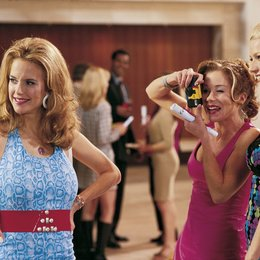 Flight Girls / Kelly Preston / Christina Applegate / Gwyneth Paltrow Poster