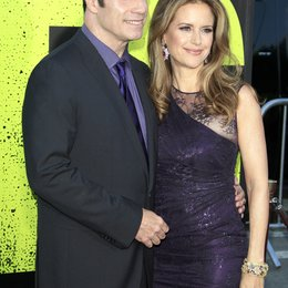 "John Travolta / Kelly Preston / Filmpremiere ""Savages"" Poster"