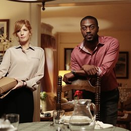 Black Box / Kelly Reilly / David Ajala Poster