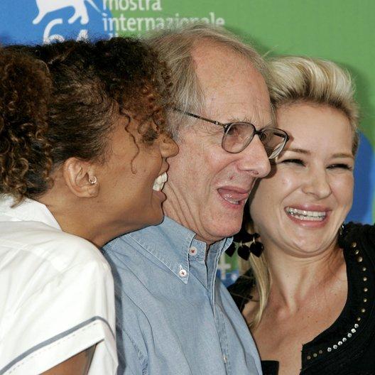 Ellis, Juliet / Loach, Ken / Wareing, Kierston / 64. Filmfestspiele Venedig 2007 / Mostra Internazionale d'Arte Cinematografica