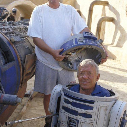 Star Wars: Episode I - Die dunkle Bedrohung 3D / Star Wars 3D: Episode I - Die dunkle Bedrohung / Set / Ahmed Best / Jake Lloyd