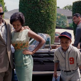 Ray / Jamie Foxx / Kerry Washington / Eric O'Neal Poster