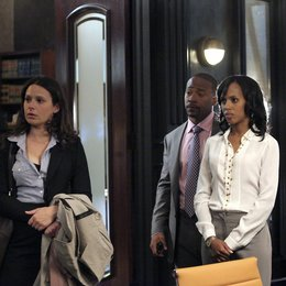Scandal / Kerry Washington / Columbus Short / Katie Lowes Poster