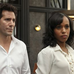 Scandal / Kerry Washington / Henry Ian Cusick Poster
