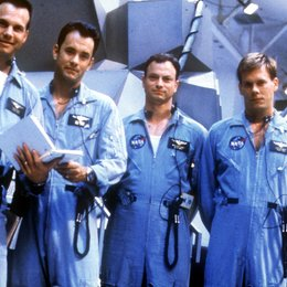 Apollo 13 / Tom Hanks / Bill Paxton / Kevin Bacon / Gary Sinise Poster