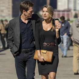 Following, The / Kevin Bacon / Natalie Zea Poster