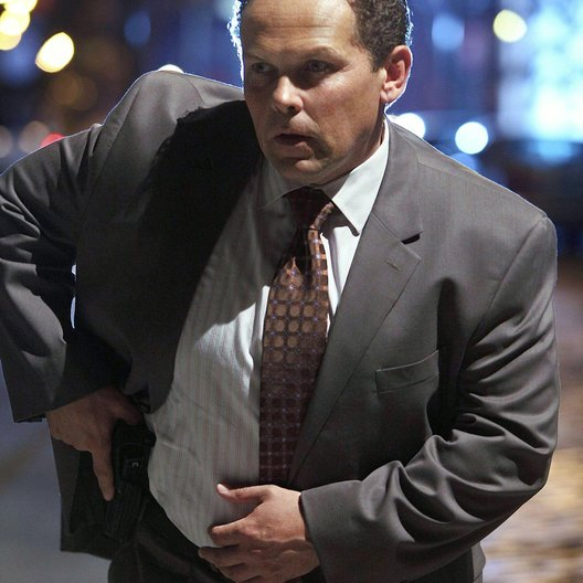Person of Interest / Kevin Chapman Poster