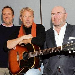Bernd Hocke, Kevin Costner und Michael Haentjes Poster