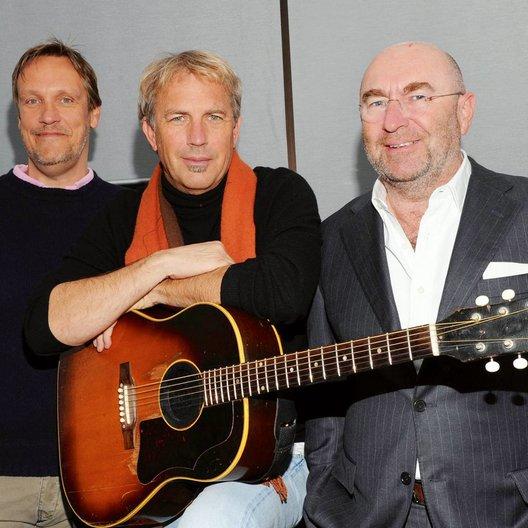 Bernd Hocke, Kevin Costner und Michael Haentjes