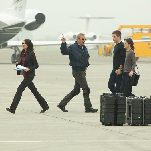 Jack Ryan: Shadow Recruit / Kevin Costner / Chris Pine / Keira Knightley Poster