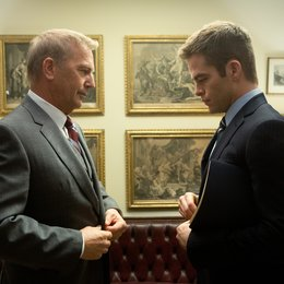 Jack Ryan: Shadow Recruit / Kevin Costner / Chris Pine