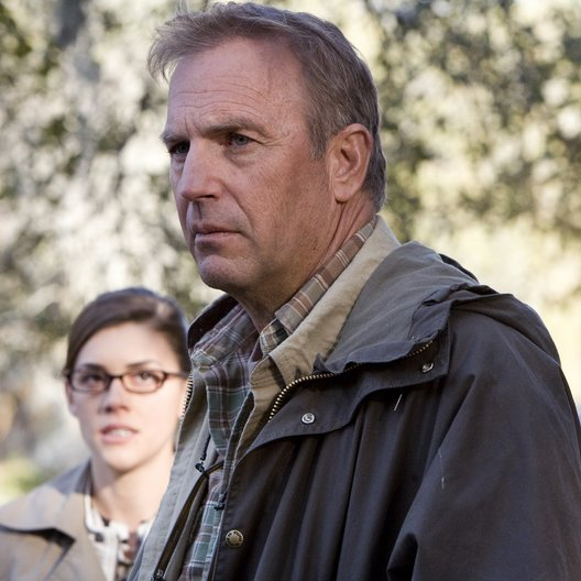 New Daughter, The / Kevin Costner / The New Daughter Poster