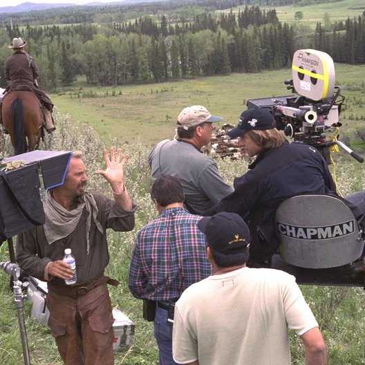 Open Range - Weites Land / Kevin Costner / Set