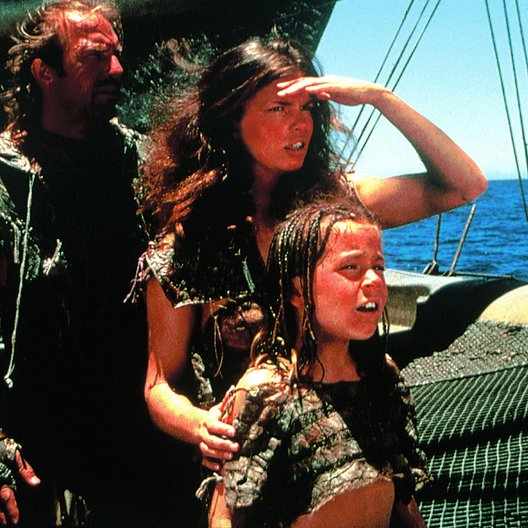 Waterworld / Kevin Costner / Jeanne Tripplehorn / Tina Majorino