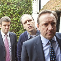 Inspector Barnaby: Ein Funke genügt / Jason Hughes / Neil Dudgeon / Kevin Doyle Poster
