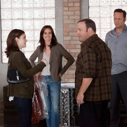 Dickste Freunde / Jennifer Connelly / Kevin James / Vince Vaughn Poster