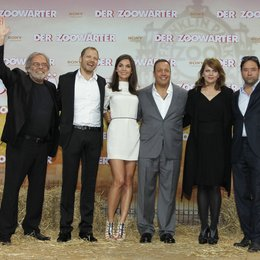 Thomas Fritsch, Mario Barth, Nadine Warmuth, Kevin James, Anna Loos und Jan Josef Liefers Poster