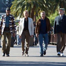 Last Vegas / Morgan Freeman / Michael Douglas / Robert De Niro / Kevin Kline Poster
