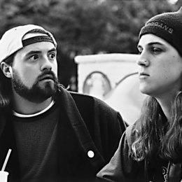 Dogma / Kevin Smith / Jason Mewes / Set Poster