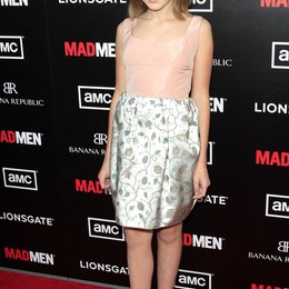 "Kiernan Shipka / ""Mad Men"" Screening Poster"
